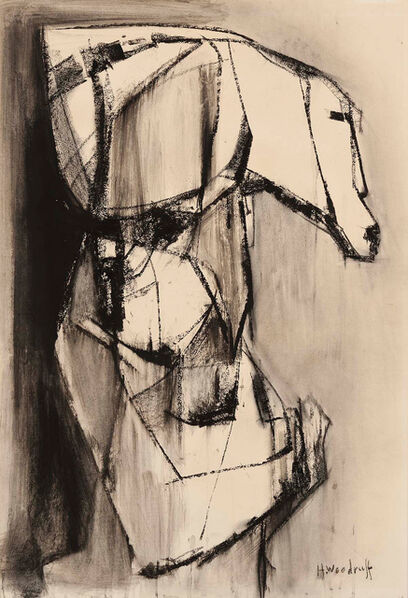 Hale Aspacio Woodruff, 'Untitled', ca. 1970