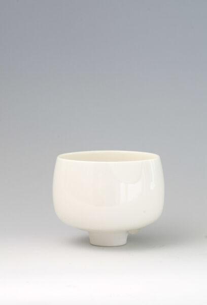 Ryota Aoki, 'White Foam Glaze Tea Bowl', 2009