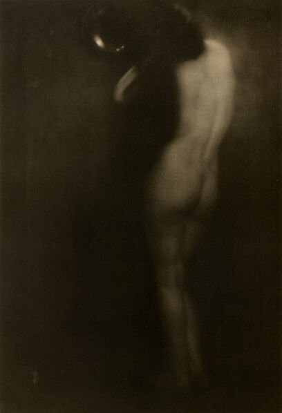 Edward Steichen, 'Little Round Mirror, Paris', 1901