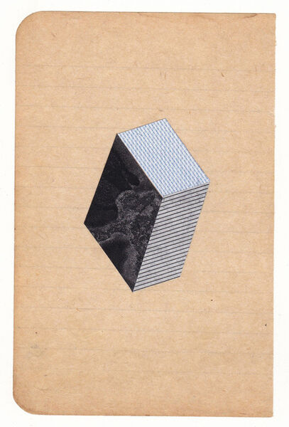 """Gregory Slick, '""""A Space In Time"""" 15', 2015"""