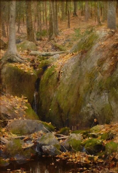 Francis Coates Jones, 'Rocky Pool', ca. 1900