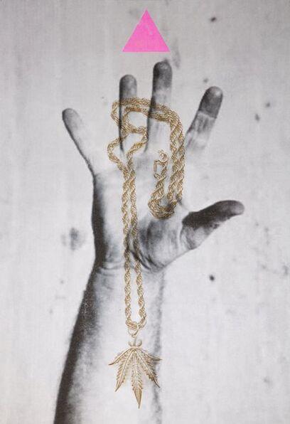 Charlotte Prodger, 'Richard / Chain', 2014