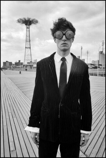 Bruce Gilden, 'Brooklyn, New York. Coney Island. USA. ', 2006