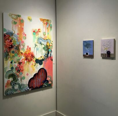 BREON DUNIGAN/ TED KINCAID/ SARAH LUTZ/ MICHAEL PRODANOU / PAUL STOPFORTH PROJECT: LEE BROCK, installation view