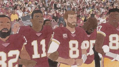National Anthem (Washington Redskins)