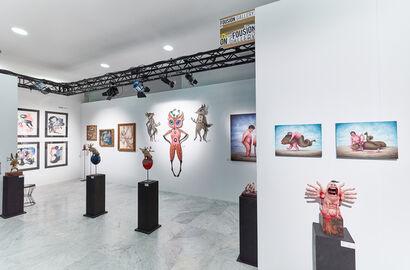 KOLLY GALLERY at URVANITY  International Contemporary Art Fair 2017