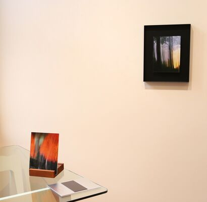L'Intangible, installation view
