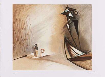 Alejandro Otero, 'Cafetera', 1989