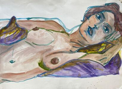 Jemima Kirke, 'Lola in Miami', 2015