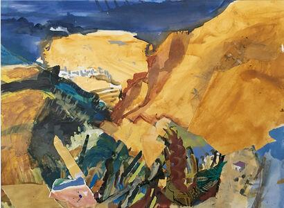 Lynette Lombard, 'Desert Valley', 2016-2020