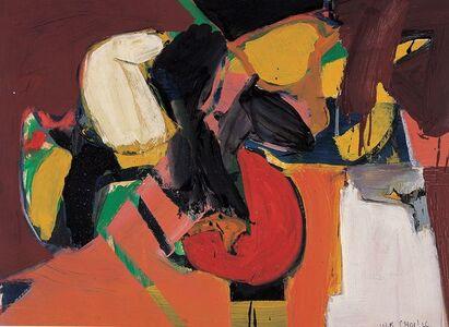 Wook-kyung Choi, 'Untitled', 1966