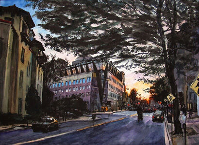 Richard Fitzhugh, '19th St. and Florida Ave., NW'