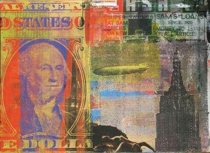 Andreas Reimann, 'Money Empire #652', 2014