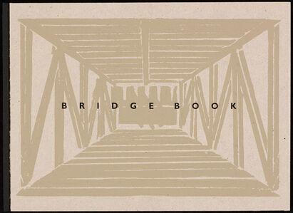 Siah Armajani, 'Bridge Book', 1991