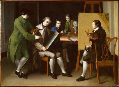 Matthew Pratt, 'The American School', 1765