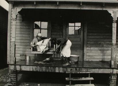 Peter Sekaer, '25th Street, Birmingham, Alabama', 1938