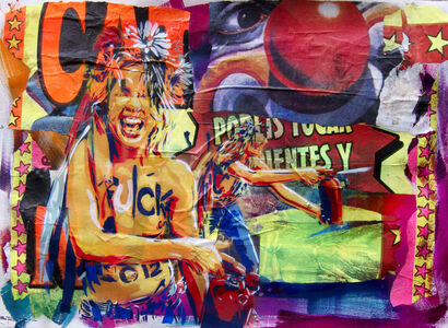 Btoy, 'The Show of Femen', 2012