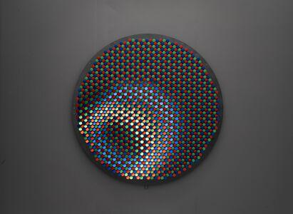 Daniel Rozin, 'RGB Peg Mirror', 2019