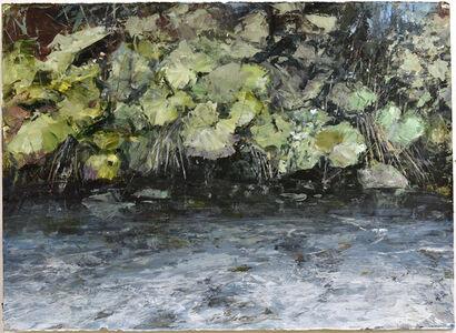 Donald Teskey, 'Riverbank I', 2019