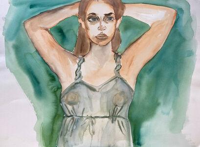 Jemima Kirke, 'Self Portrait', 2010