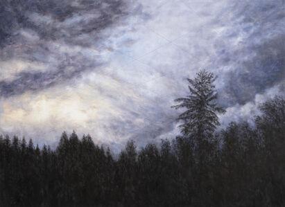 Bernard Ammerer, 'Evening Structure', 2019
