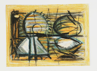 Katsuhiro Yamaguchi, 'Untitled', ca. 1950