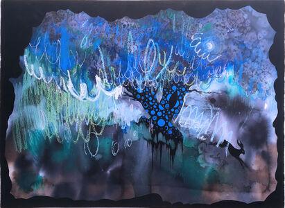 Shamona Stokes, 'Dark Night', 2020