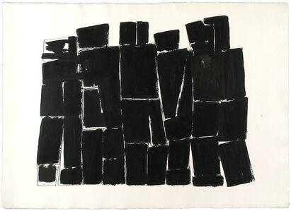 James Rosati, 'UNTITLED (ABSTRACT STUDY)', 1960