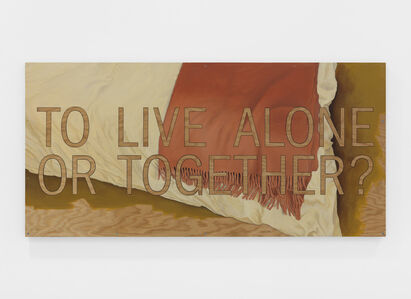 Andrea Zittel, 'To Live Alone or Together?', 2013