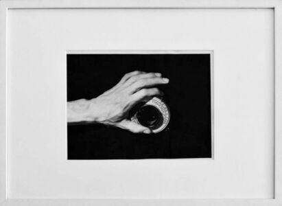 Leo Matiz, 'Hand on the Camera, Mexico', 1945