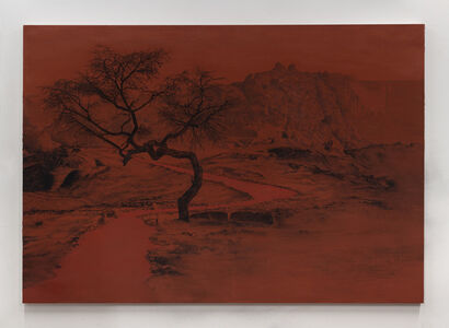 Saad Qureshi, 'Along the red River', 2019