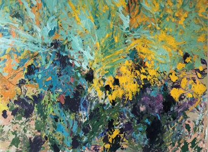 Clotaire Lehoux, 'Arabesque (Florale)  ', 2020