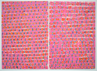 Diane Ayott, 'Pink Pair', 2019
