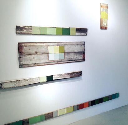 Jean Feinberg, installation view
