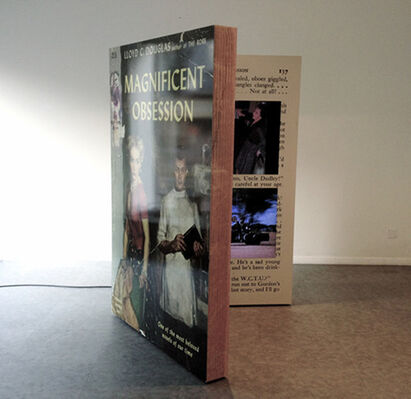The Magnificent Obsession, installation view