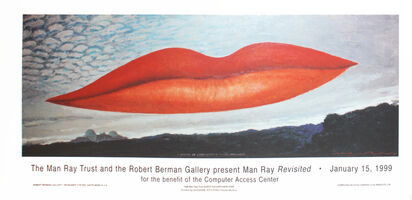 Man Ray, 'Man Ray Revisited Exhibition Poster', 1999