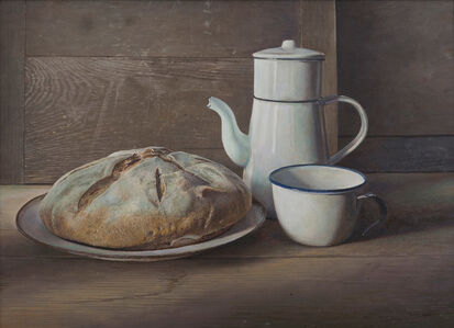 John Whalley, 'Sourdough', 2018