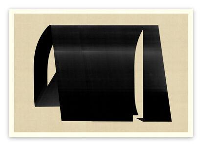 Jesús Perea, 'M228 (Abstract new media)', 2017