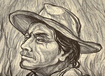 Pablo O'Higgins, 'Campesino', 1953