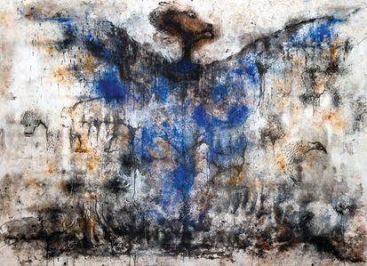 ALIOU DIACK, 'Crucifié', 2019