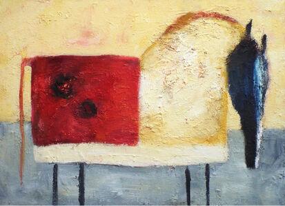 Valentina DuBasky, 'Red Split Horse', 2016