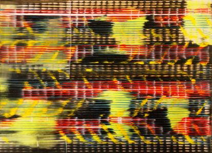 Jordan Broadworth, 'Ignition thrower', 2014