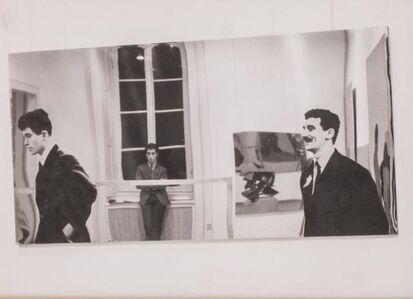Paolo Bressano, 'Gian Enzo Sperone Riflesso Nell'Opera Di Michelangelo Pistoletto'