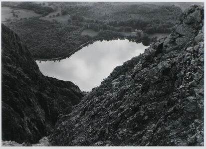 Edward Ranney, 'Wastwater from Whinn Rigg, Cumbria, England', 1981