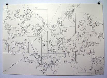 Yukari Bunya, '06. Drawing - Looking at the Scenery Alive', 2010