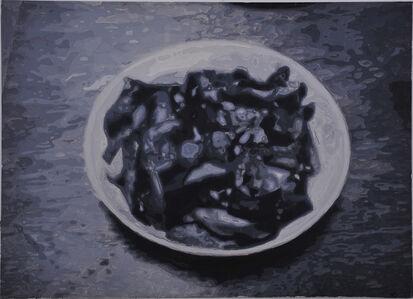 Yan Lei, '上升空间', 1999