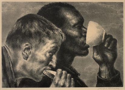 Joseph Hirsch, 'Banquet', 1945