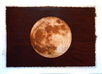 Naoyuki Ogino, 'Full Moon', 2016