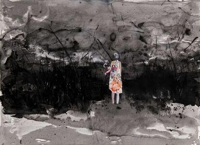 Ekin Su Koç, 'Footing to a New Land II - Yeni Bir Ülkeye Ayak Basmak II', 2018