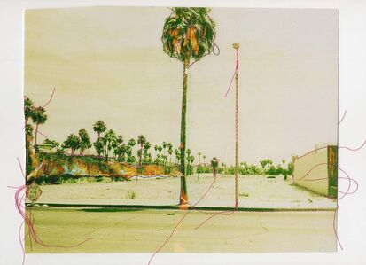 Andrew K. Thompson, 'Untitled (Green Landscape)', 2015